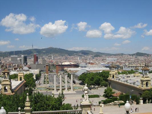 Fontein plein Barcelona