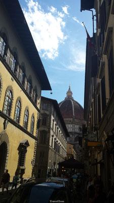 Straatbeeld Florence