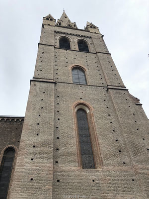 Kerk in Grenoble