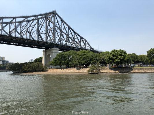 Brisbane Harbour Bridge