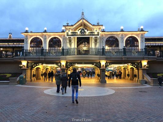 Disneyland Parijs Park