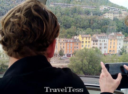 Ritje met kabelbaan van Grenoble