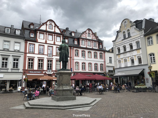 Jesuitenplatz Koblenz