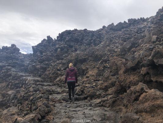 Hiken rondom El Teide