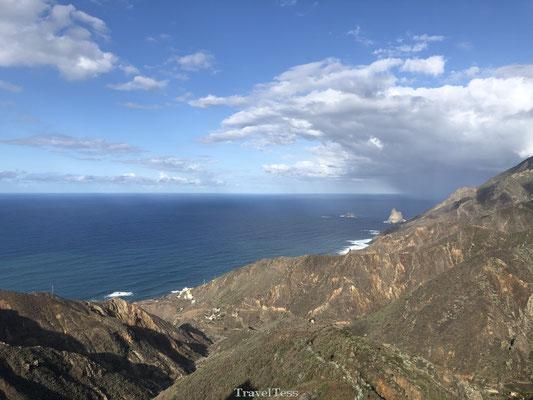 Anaga natuurpark Tenerife