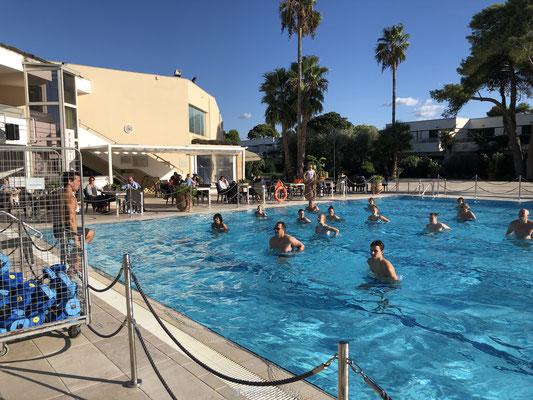 Aqua Fit in Robinson Club Apulia