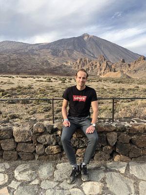 Uitzichtpunt El Teide National Park