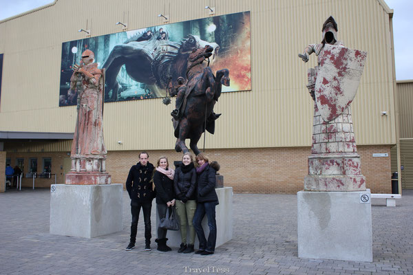 Harry Potter Studio's bezoeken