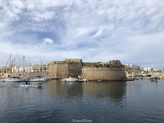 Gallipoli Kasteel