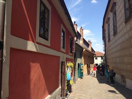 Gouden Straatje Praag