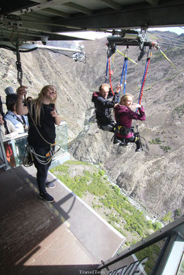 Nevis Swing Queenstown