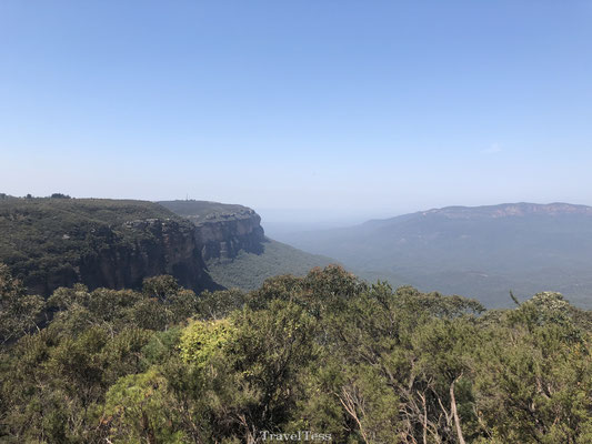 Vallei Blue Mountains