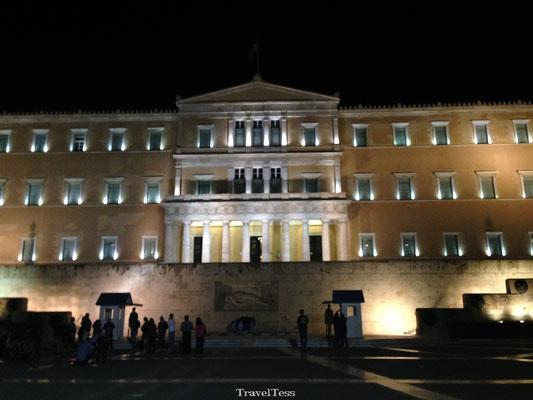 Parlementsgebouw Griekenland