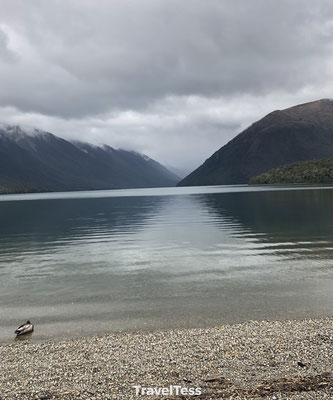 Nelson Lakes meer