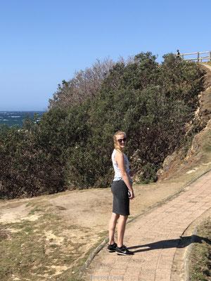 Hike in Byron Bay