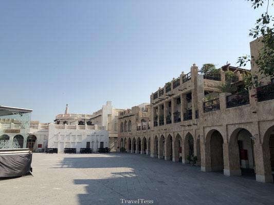South Waqif markt Qatar