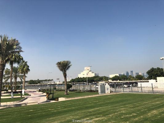 islamitisch kunstmuseum Qatar