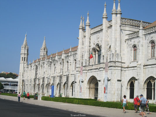 Hiëronymietenklooster Lissabon