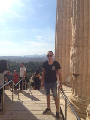Parthenon bezoeken