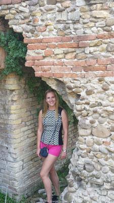 Romeinse ruïne Rimini