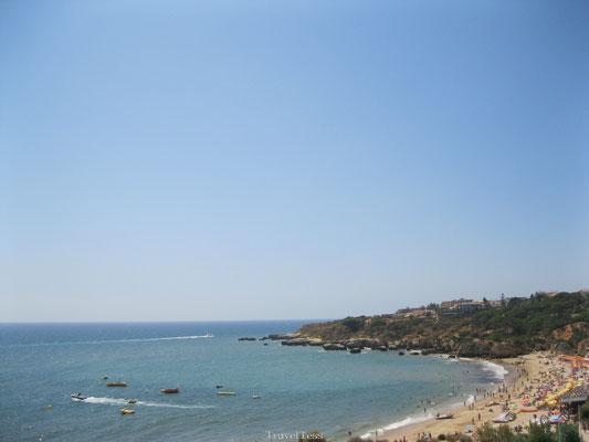 Baai van Albuferia