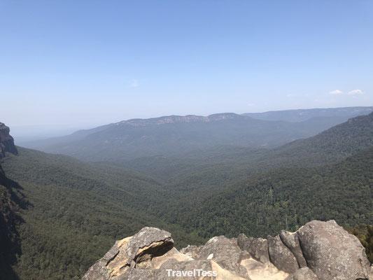 Vallei Blue Mountains