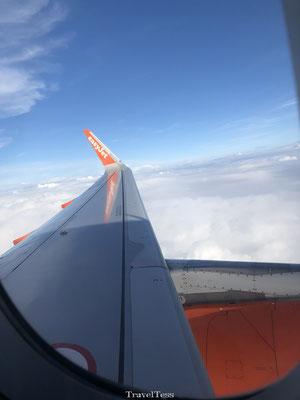 Met Easyjet vliegen naar Londen
