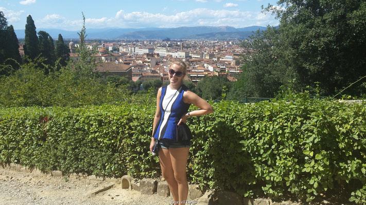 Uitzichtpunt Florence