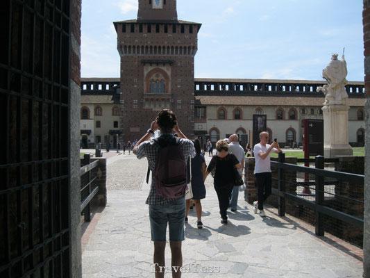 Castello Sforzesco bezoeken