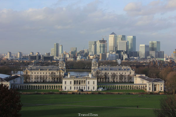 University of Greenwich in Londen
