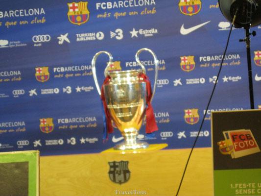 Persruimte FC Barcelona
