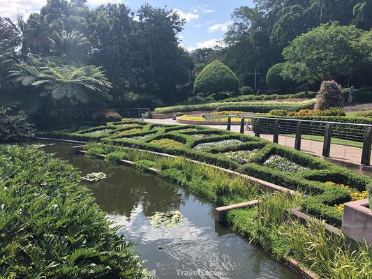 Botanische tuin Brisbane
