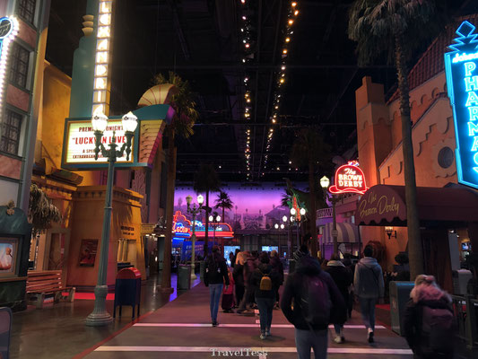 Disney studios hal