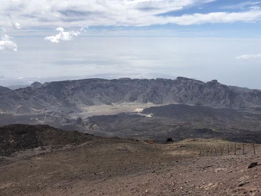 Kratergebied El Teide