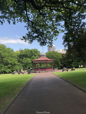 Relaxen in  Albert Park Auckland