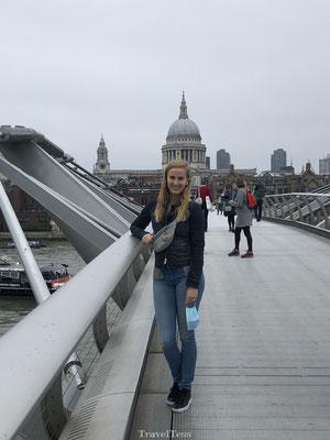 Millenial Bridge Londen