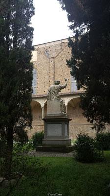 Santa Croce kerk bezoeken in Florence