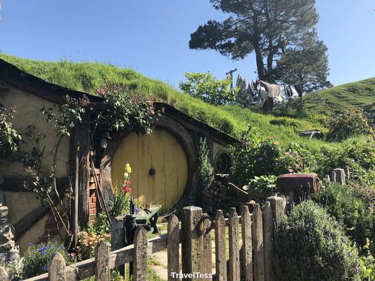 Hobbit huisje