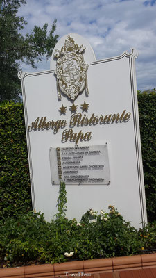 Ristorante Hotel Papa Gardameer