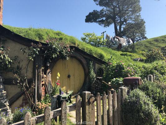 Hobbit woning