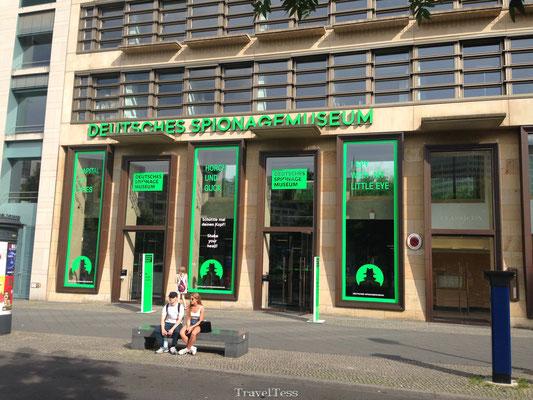 Spy Museum Berlijn
