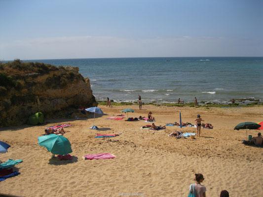 Albufeira strand
