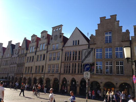Prinzipalmarkt  Munster