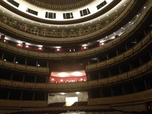 Wiener Staatsopera binnenkant