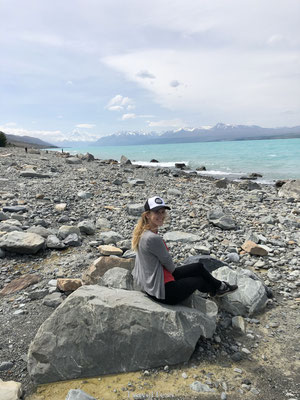 Fotolocatie Lake Pukaki
