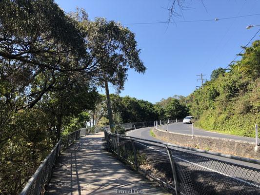 Walk to Cape Byron