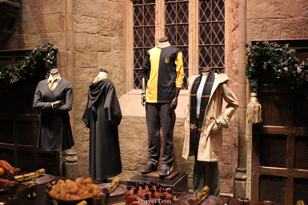 Decor de Grote Zaal Harry Potter