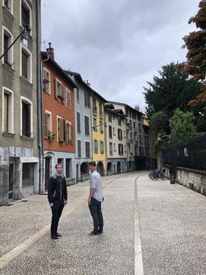Weekendje Grenoble