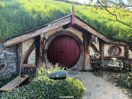 Bilbo Baggins huis