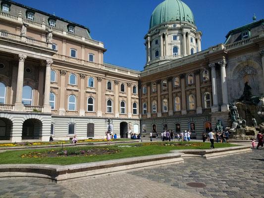 Burcht van Boedapest